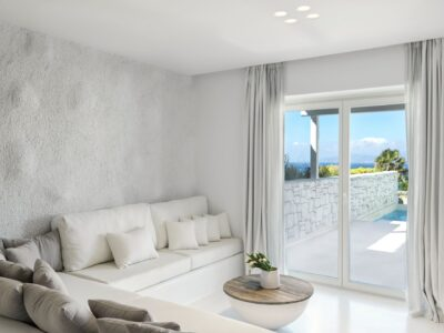 Executive Suite with Private Pool Sea View (10)