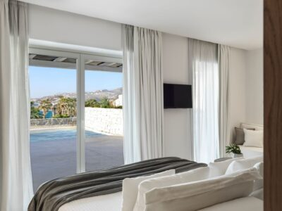 Executive Suite with Private Pool Sea View (14)