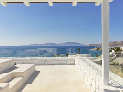 Mykonos Earth Suites – Deluxe Room with Jetted Tub Sea View (3)