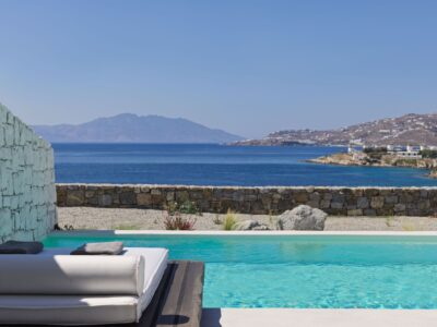Mykonos Earth Suites – Executive Suite with Private Pool Sea View (14)