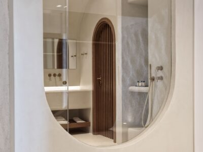 Mykonos Earth Suites – Executive Suite with Private Pool Sea View (15)