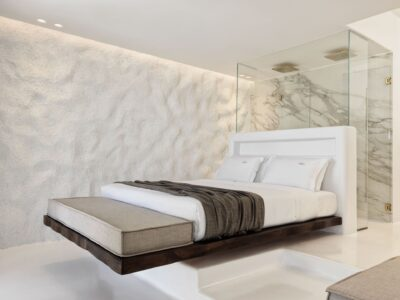 Mykonos Earth Suites – Executive Suite with Private Pool Sea View (2)