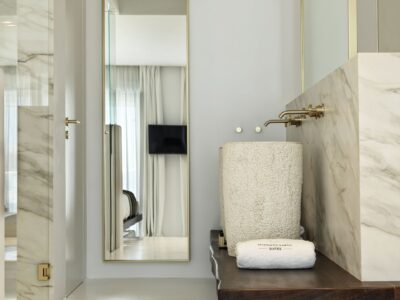 Mykonos Earth Suites – Executive Suite with Private Pool Sea View (3)