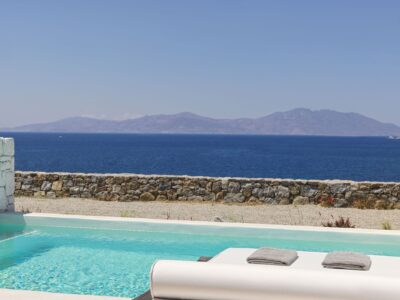 Mykonos Earth Suites – Executive Suite with Private Pool Sea View (8)