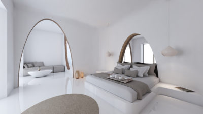 Mykonos Earth Suites – Honeymoon Pool Suites (1)
