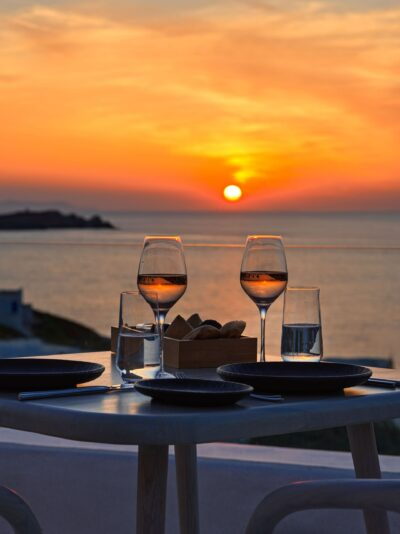 Mykonos Earth Suites – Main Restaurant (1)