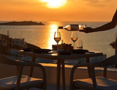 Mykonos Earth Suites – Main Restaurant (28)
