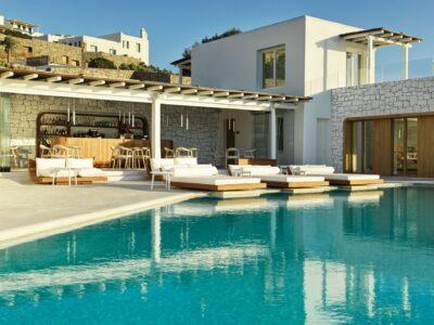 Mykonos Earth Suites – The Pool (10)