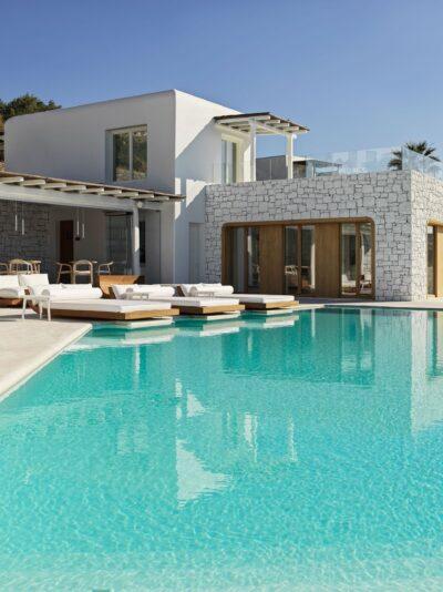 Mykonos Earth Suites – The Pool (7)