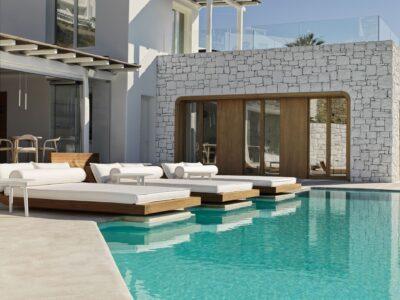 Mykonos Earth Suites – The Pool (8)