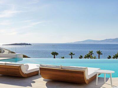 Mykonos Earth Suites – The Pool (9)